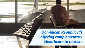 The Dominican Republic's complimentary health care for tourists traveling in 2021