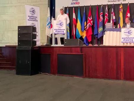 Vinicio Mella, president of the Tito Mella Foundation
