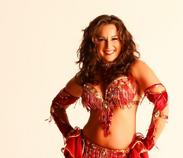 Ruby Beh Belly Dancer