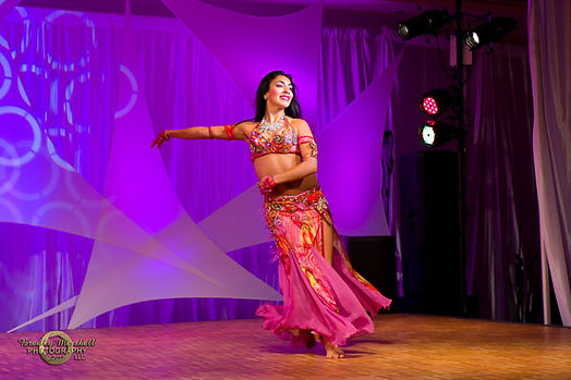 Jennifer, Orlando Belly Dance Artist,