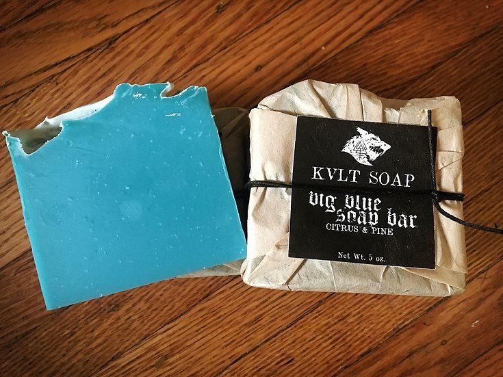 Big Blue Soap