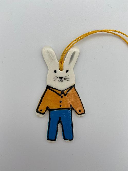Bunny Tag 10