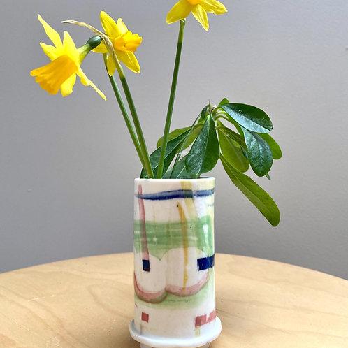 Small Porcelain: Vase 4