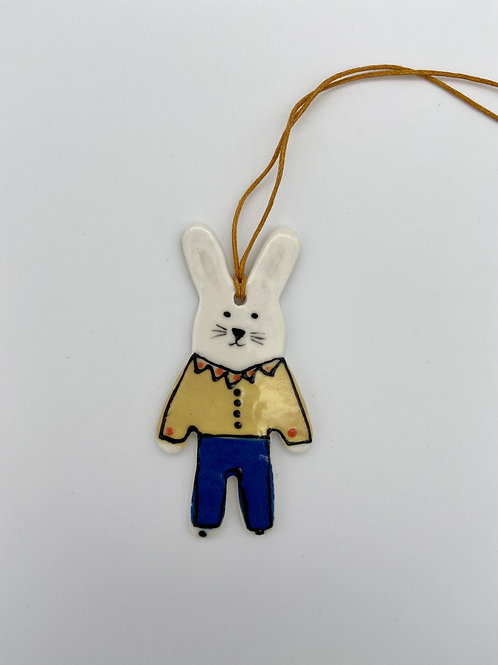 Bunny Tag 13