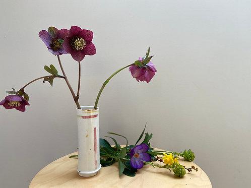 Tall Porcelain Vase 1
