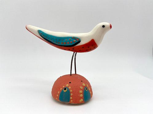 Quirky Ceramic Bird