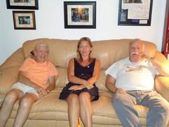 With Bruce Swedien, Ocala, FL