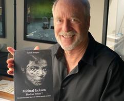 Greg Gorman and my book
