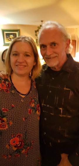 With Steven Whitsitt