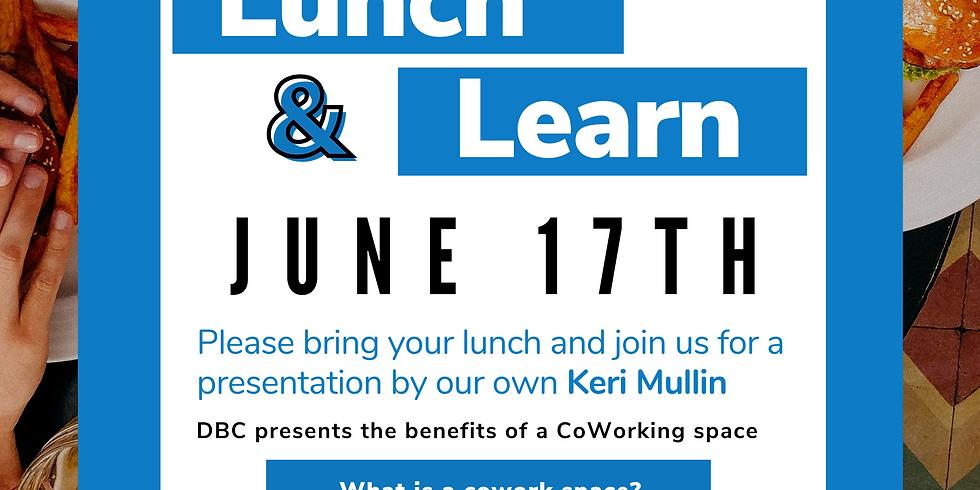 Bi-Weekly Lunch & Learns