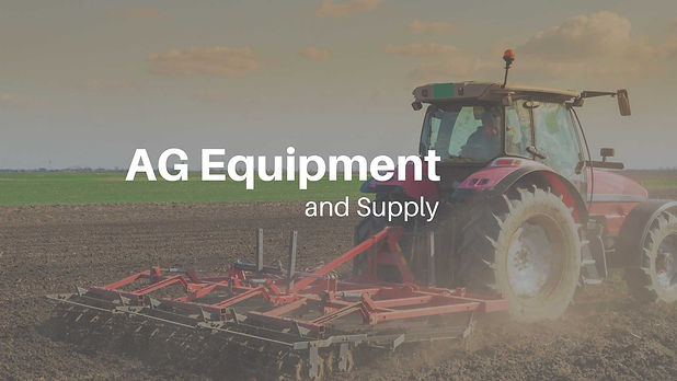 Agri Equipment and Supply