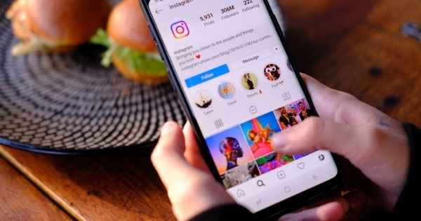Using Instagram as a marketing channel to complete a customer journey