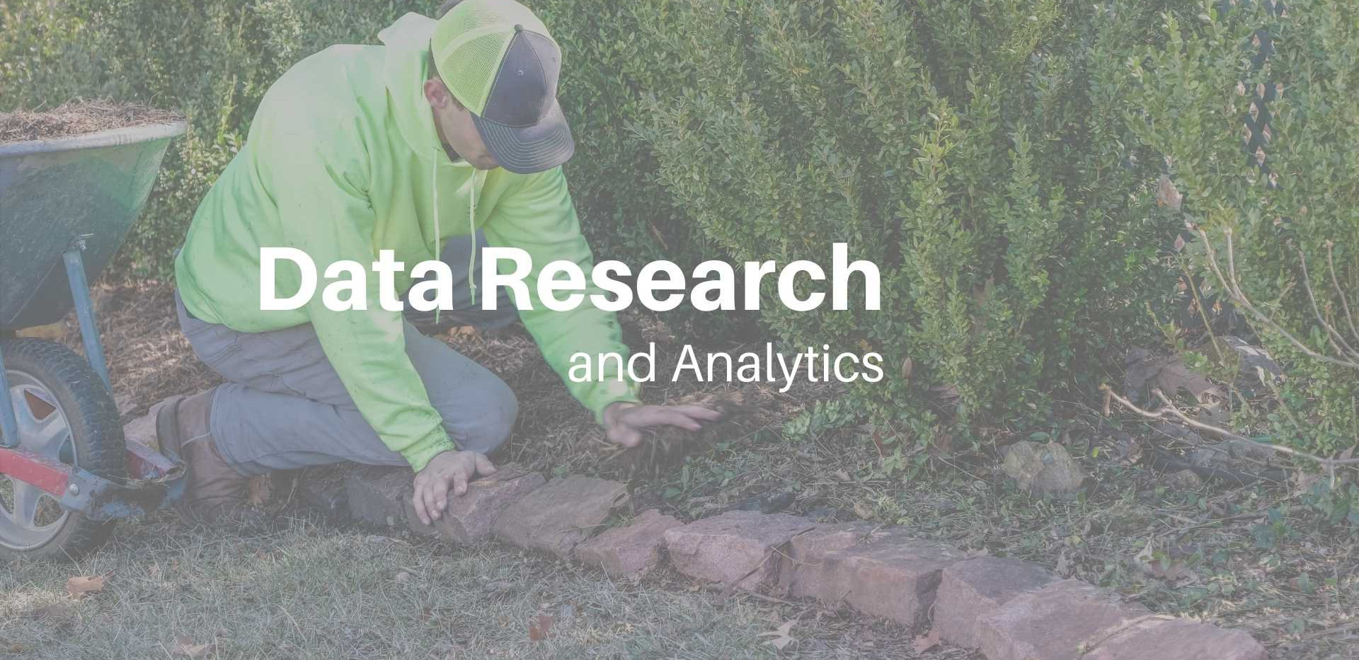 Data Research and Analytics