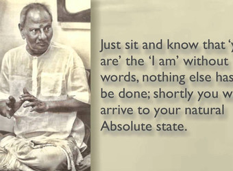 "The Sense of ""I am"" (Consciousness) - Sri Nisargadatta Maharaj"