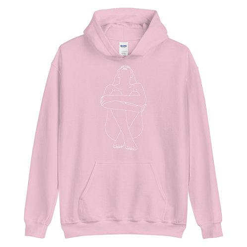 Unisex Hoodie (Pink)
