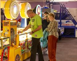 Vintage Weekender Games Arcade