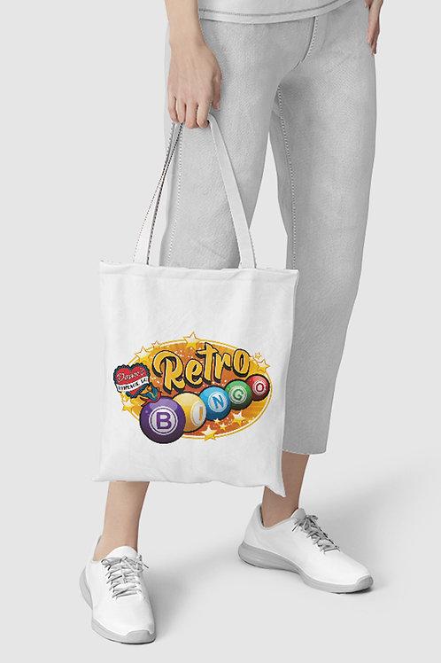 Retro Bingo Tote Bag
