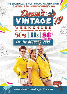 Dawn's Vintage Weekender COME FOR GOOD T