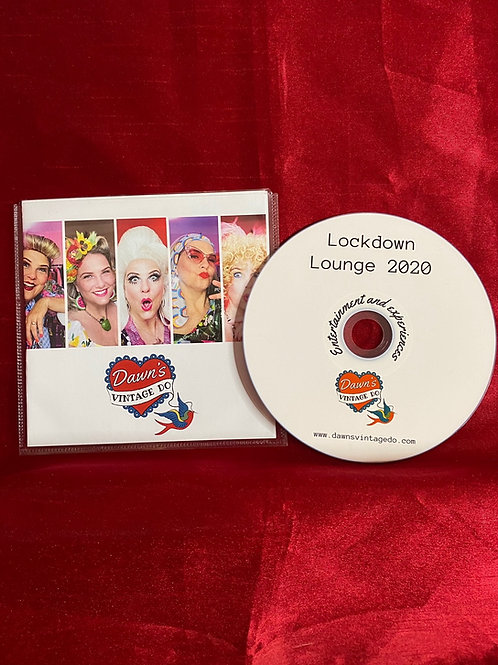 Lockdown Lounge CD
