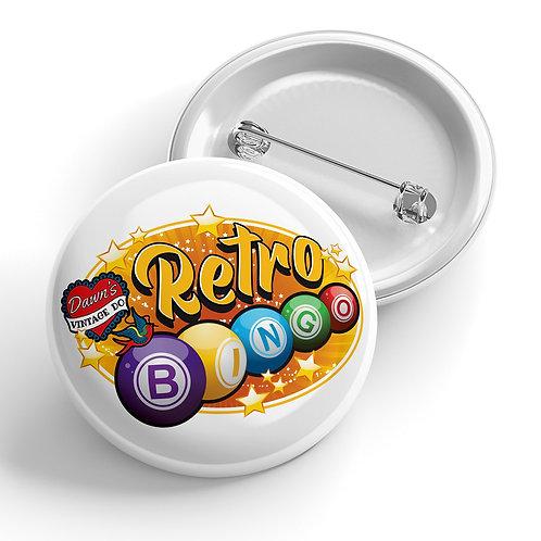 Retro Bingo! Badge