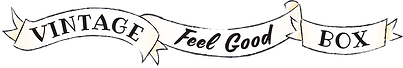 Vintage Feel Good Box Logo