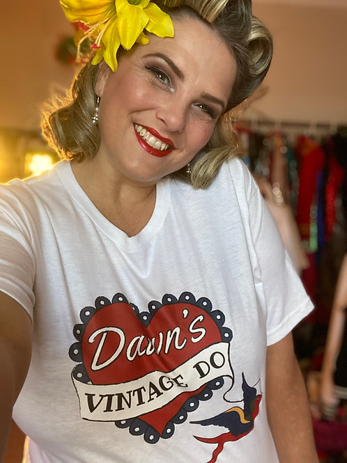 Dawn's Vintage Do LOGO