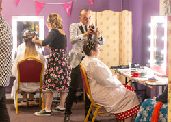 Vintage Weekender Hair Parlour