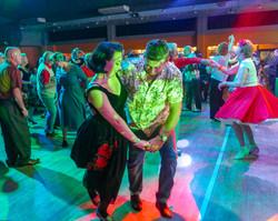 Vintage Weekender 18 Dancing