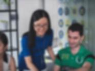 Accent Reduction Training Client - Teacher