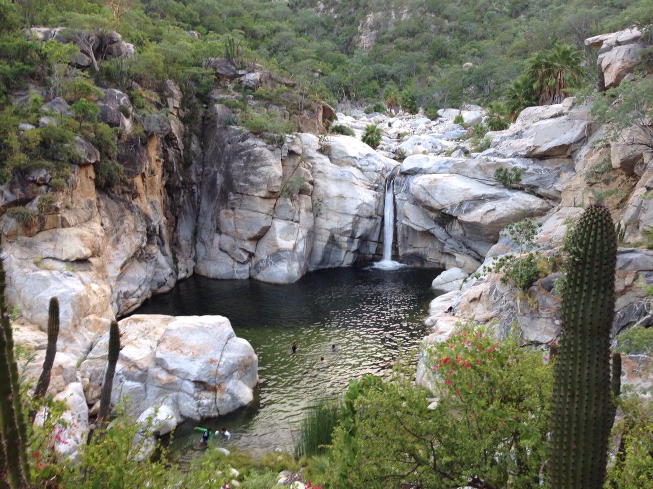 cascada-sierra-la-laguna-baja-california-sur