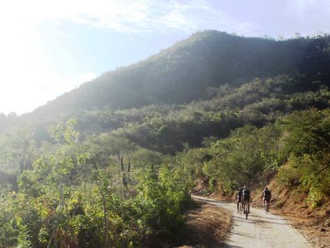 Carrera Endurance Ciclismo MTB en Baja California Sur