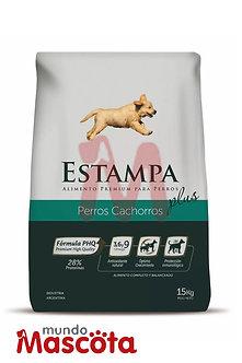 Estampa Plus cachorro Mundo Mascota Moreno