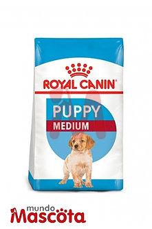 Royal Canin cachorro puppy junior medium  Mundo Mascota Moreno