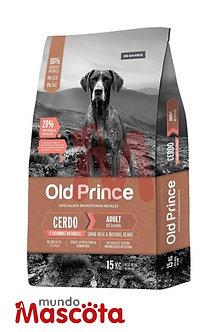 Old Prince Adulto Cerdo  x 15kg