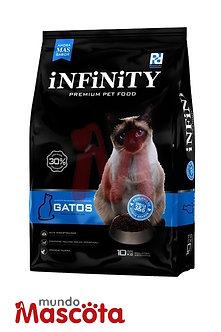 Infinity gato adulto cat Mundo Mascota Moreno