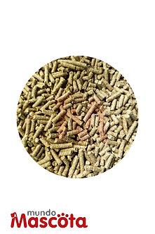 Comida conejo ganave cereales Mundo Mascota Moreno