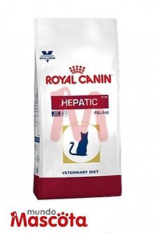 Royal Canin hepatic cat gato adulto Mundo Mascota Moreno