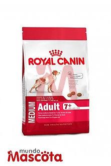 Royal Canin perro adulto medium 7+ senior  Mundo Mascota Moreno