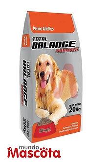 Total balance perro adulto Mundo Mascota Moreno