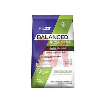 Vitalcan Balance Gato Castrado x 7,5 Kg