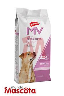 MV Holliday Obesity Dog Mundo Mascota Moreno