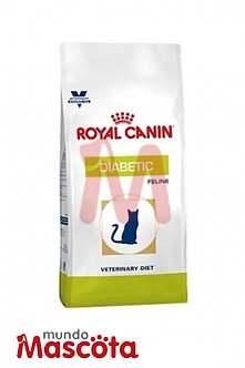 Royal Canin diabetic cat gato adulto Mundo Mascota Moreno