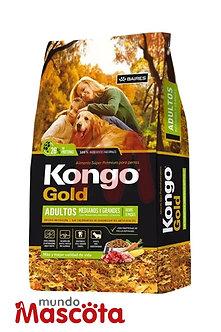 Kongo Gold perro adulto Mundo Mascota Moreno