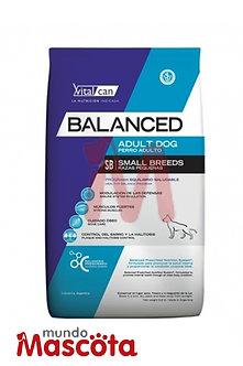 Vitalcan perro adulto balanced small Mundo Mascota Moreno