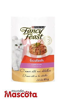 "Purina Fancy Feast Pouch ""Goulash"" Gato x unidad"