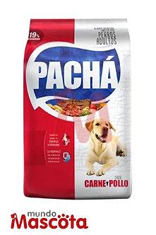 Pacha perro adulto carne y pollo Mundo Mascota Moreno