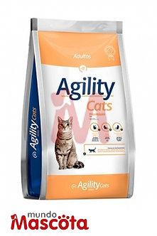 Agility gato adulto cat Mundo Mascota Moreno