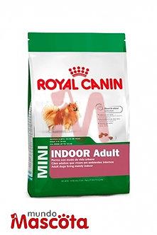 Royal Canin perro adulto mini indoor Mundo Mascota Moreno