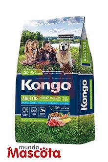 Kongo perro adulto Mundo Mascota Moreno