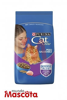Cat Chow gato adulto peso saludable light Mundo Mascota Moreno